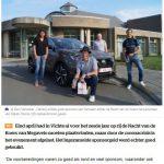 Artikel HLN Tielt